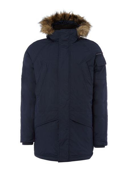 Duck and Cover Arctic cold weather parka
