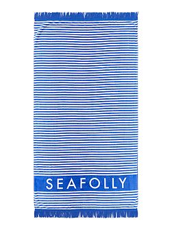 Fringe benefits regatta towel