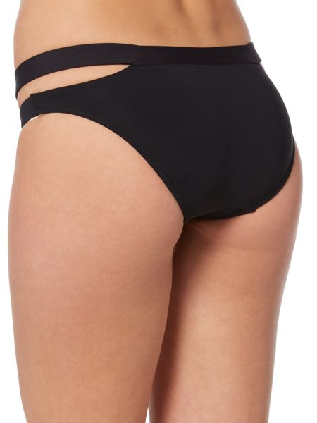 Seafolly Active split band hipster briefs
