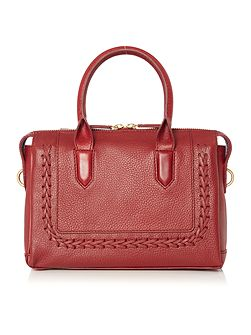 Terry mini bowler handbag