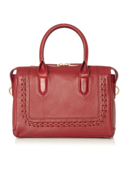 Dickins & Jones Terry mini bowler handbag