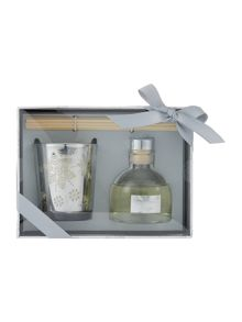 Linea White christmas mini gift set