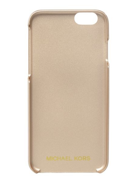 Michael Kors Gold iphone 6 cover