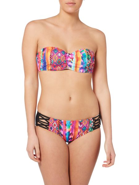 Seafolly Mexican summer bustier bandeau