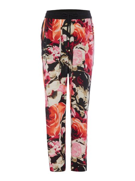 Episode Wide leg printed trousers