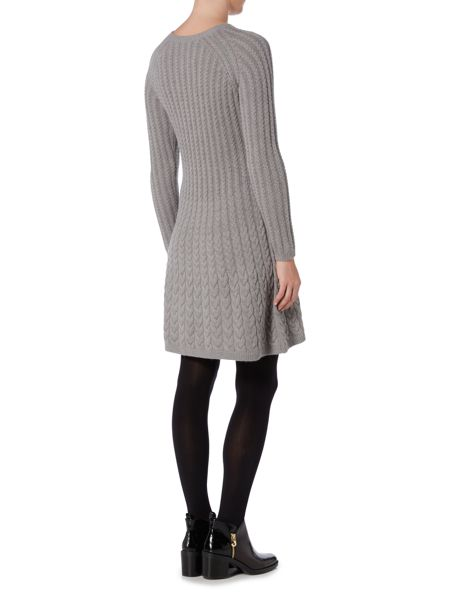Hugo Boss Wedenas cable knit dress