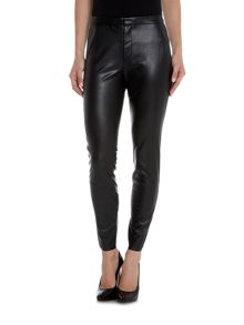 Hugo Boss Faux leather trousers