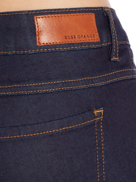Hugo Boss Orange mid wash skinny jean