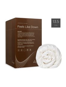 Linea Feels like down breathable duvet 13.5 tog