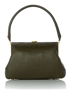 Tabitha green medium shoulder bag