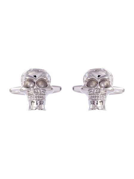 Label Lab Skull Cufflink