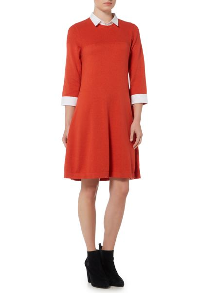 Dickins & Jones Katherine Knitted Fit and Flare Dress