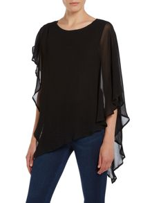 Label Lab Aro oversized sleeve blouse