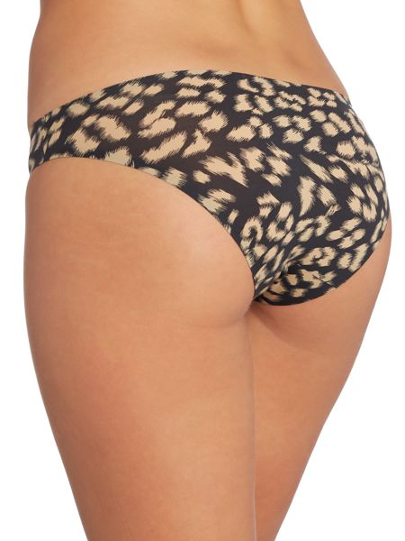 Stella McCartney Stella Smooth Print Bikini Brief