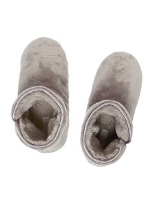 Linea Supersoft Slipper Booty