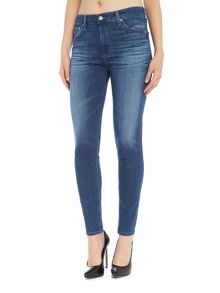 AG Jeans Farah crop skinny jean in 13yrs warm breeze