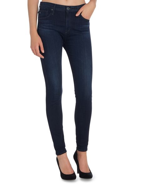 AG Jeans Farrah skinny jean in brooks