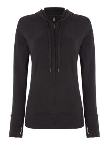 Calvin Klein Hooded top with Zip