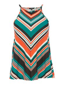 Therapy Chevron Jersey Cami