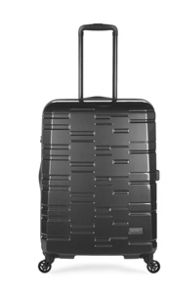 Antler Prism charcoal 4 wheel hard medium suitcase