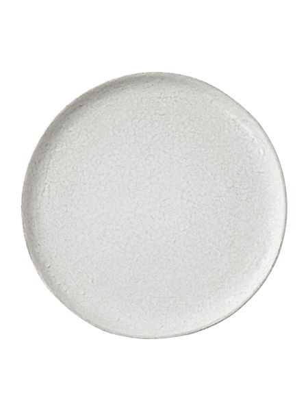 Gray & Willow STONE DINNER PLATE