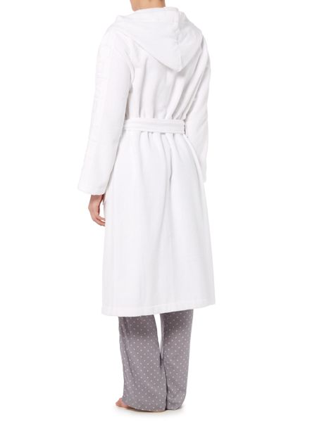 Calvin Klein Terry towelling robe