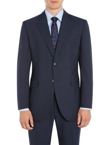 Howick Tailored Delaware SB2 suit jacket with notch lapel