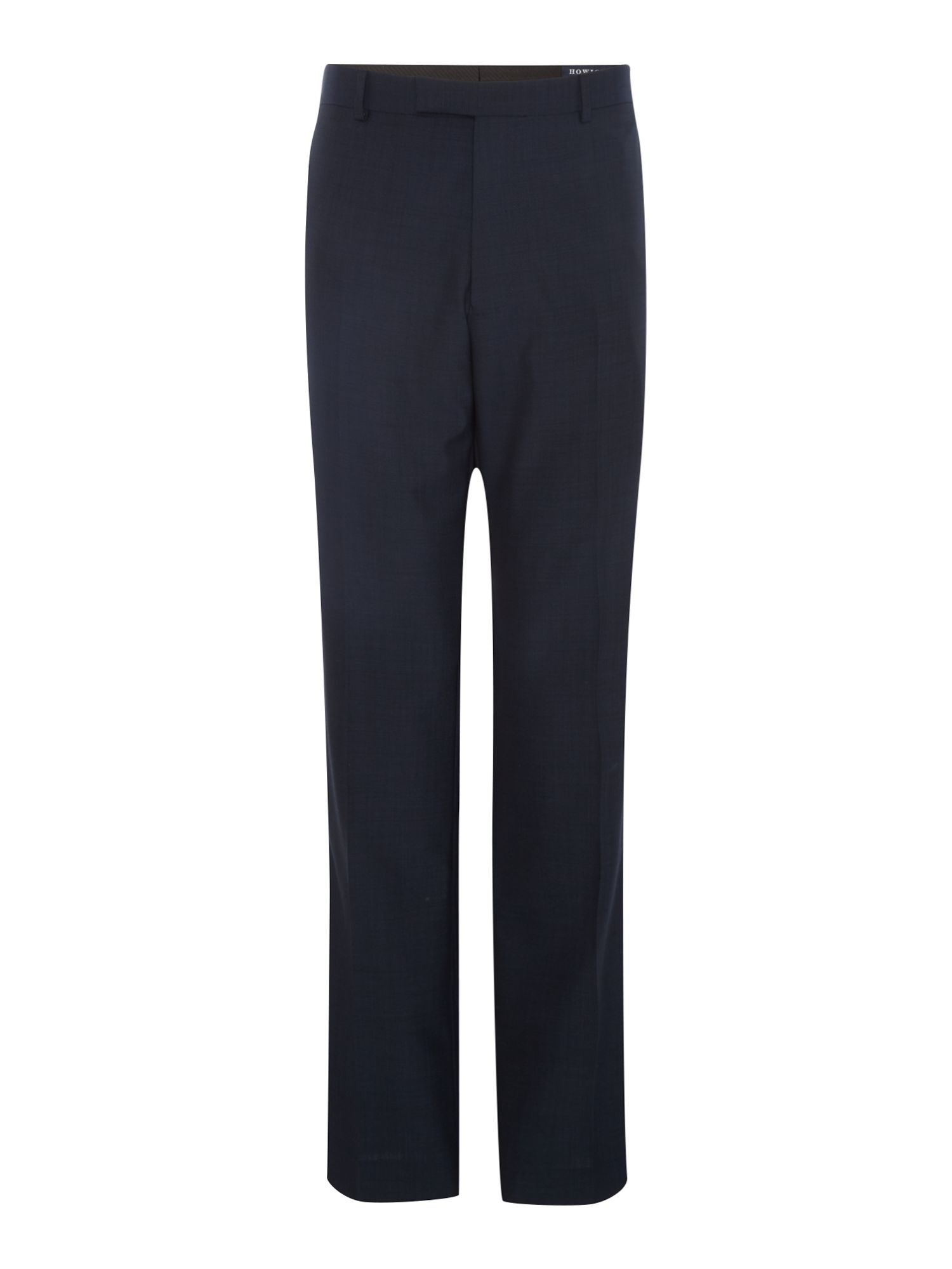 Men's Howick Tailored Delaware suit trousers, Navy