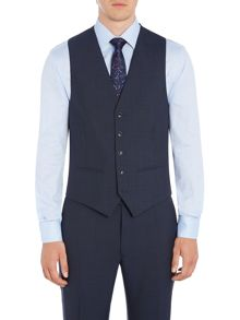 Howick Tailored Delaware suit waistcoat