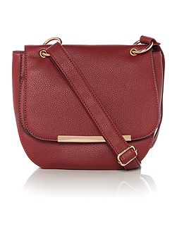 Sophie saddle handbag