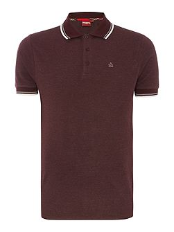 Card Classic Twin Tipped Polo Shirt