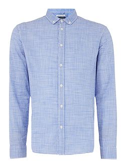 Heath Mini Gingham Shirt