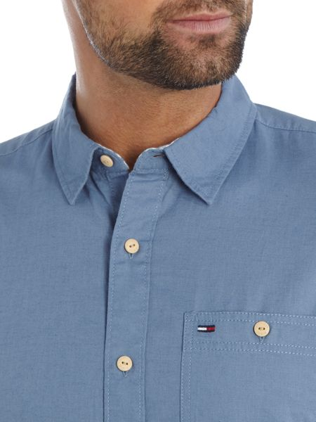 Tommy Hilfiger Linen Cotton Shirt