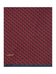 Ted Baker Miscarf Square Jackquard Scarf