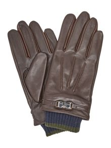 Ted Baker Calypso Leather Glove With Clip