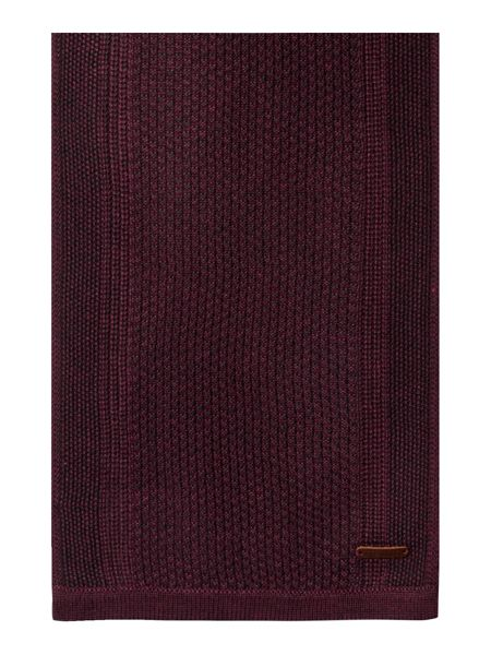 Ted Baker Terry Rib Textured Scarf