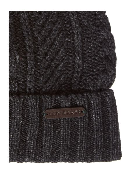 Ted Baker Charlie Cable Beanie