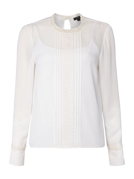 Therapy Alannah Peasant Blouse