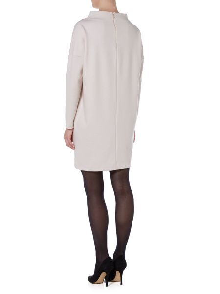 Marella Glam long sleeve loose fit dress