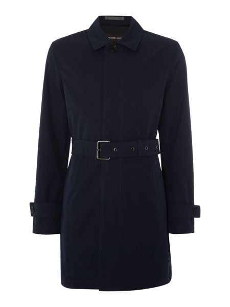 Michael Kors Collared Trench Coat