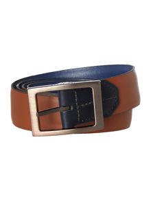 Ted Baker Campbel Reversible T-Stitch Belt