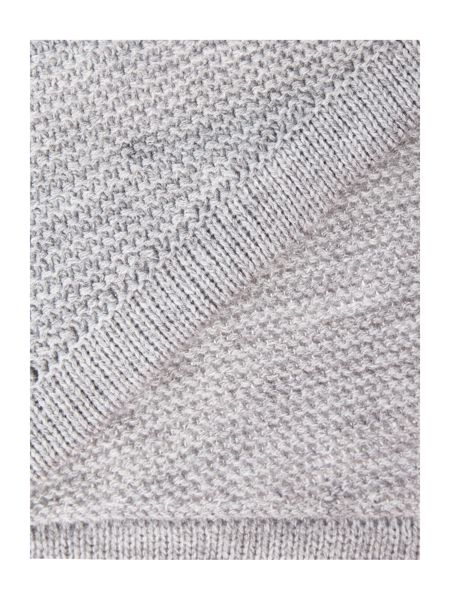 Pieces Ribbed long bili scarf
