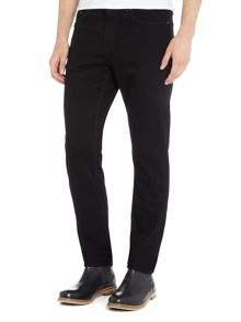 Michael Kors Slim fit black jeans