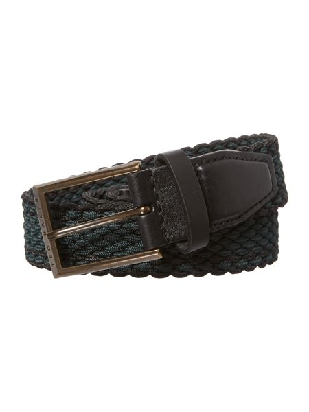 Ted Baker Sorcha Woven Two Colour Elastic Belt