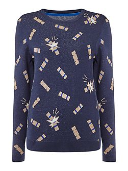 Christine Christmas Cracker Jumper