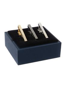 Howick Tailored 3 Tie Clips