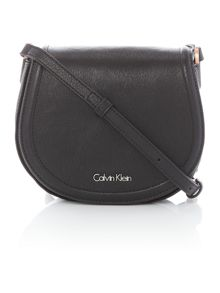 Calvin Klein Robyn black small crossbody bag