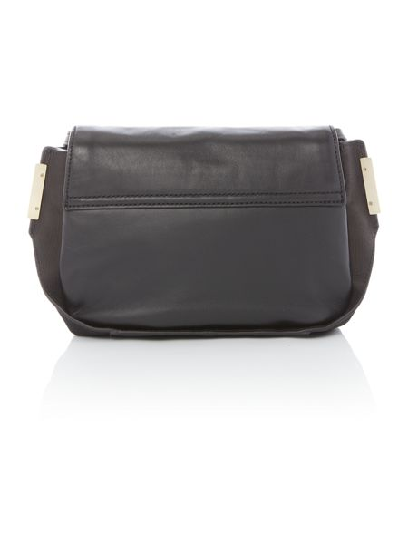 Calvin Klein Ray black small crossbody bag