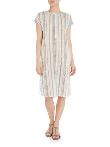 Vero Moda Stripe Short Sleeve Tunic