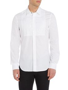 Versace Jeans Regular fit embroidered placement logo shirt